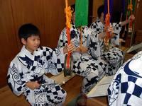 祇園祭お囃子