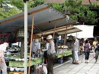 千本釈迦堂陶器市