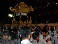 祇園祭神輿洗い