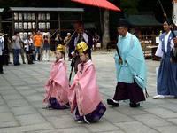 祇園祭社参の儀