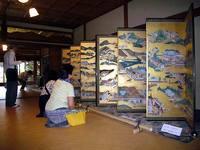 祇園祭屏風祭