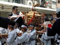 祇園祭花笠巡行