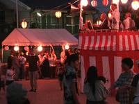 七瀬川納涼夏祭り
