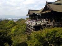 京都紅葉情報清水寺20091019
