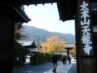 京都紅葉天龍寺20091028