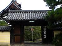 京都紅葉等持院20091105