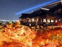 京都紅葉清水寺20091208