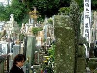 国領五一郎墓前祭