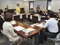 成宮さんと保険医協会