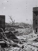 被爆直後の長崎の写真寄贈