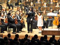 佐村河内守「交響曲第一番」演奏会