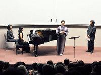 韓国併合朗読音楽会