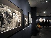 玉井敏夫さん写真展「土の塾」