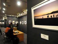 年金者組合京都写真サークル写真展