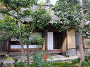 京都落柿舎の紅葉