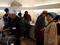 年金者組合伏見料理教室