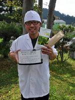 「和茶園」植田修さん