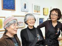 平和を愛し憲法9条を守る女性美術展