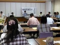 東日本大震災の復興にむけ、自治体・学校・政治の役割を考える