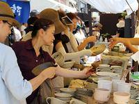 五条坂夏の大陶器市