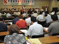 京都総評大会