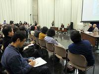京都会館保存を訴えるシンポ