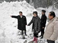 大雪被害調査