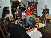 カフェ「TOSCA」講演会