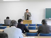 山田府政、安倍政権の問題点を考える 第2回府政研究会