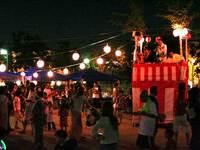 七瀬川・納涼夏祭り