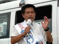久御山町長選