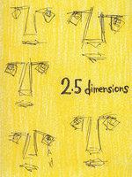 向井彩乃作品展 ―2.5 demensions―