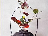 茶花~器と花の出会い
