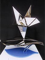 吉野ヨシ子彫刻展