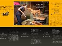 ARK写真展~写真家・原田京子「犬生、猫生、人生。」