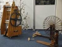 あまたの会「むかし布の地産地消~オーガニックコットンとガラ紡体験」