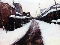 大口満絵画展~雪の新潟を描く