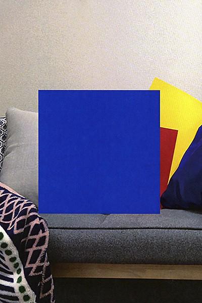 石場文子 個展「しかく─Square/Sight/Blind spot─」