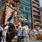 五感で味わう美しい京の夏~祇園祭 鉾建て見学と山鉾町散策