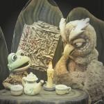人形劇団京芸「火よう日のごちそうはひきがえる」クリスマス公演