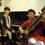 シタール+ピアノでマハラジャズLIVE