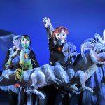 人形劇団クラルテ第117回公演『はてしない物語』