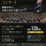 第15回京都市ジュニアオーケストラコンサート