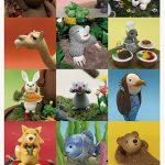 萩原麻衣子 個展─粘土で作るちいさな動物たち8─
