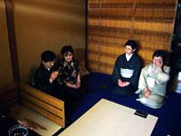 祇園祭茶会
