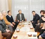 中国残留孤児原告団、清水寺に感謝