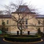 京都府庁旧本館中庭