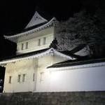 二条城〈2〉桜ライトアップNijo-jo Castle
