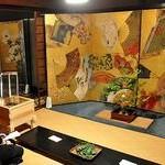杉本家「祇園会屏風祭」 16日まで