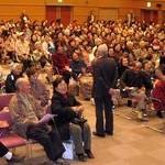 早川一光氏「いきいきは『行き来』」 福知山健康友の会講演会